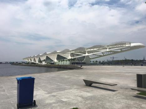 Museu da Amanhã- Rio