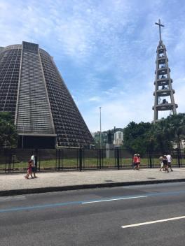 Catedral Metropolitana de São Sebastião- Rio